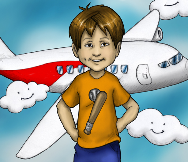 toys, comfort, first, legroom, movement, play, flying, children